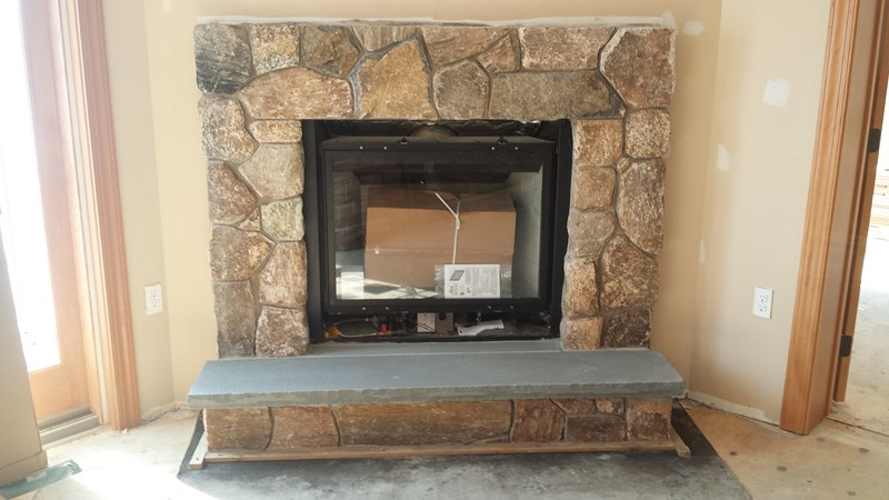 wood stove in basement how to get heat upstairs