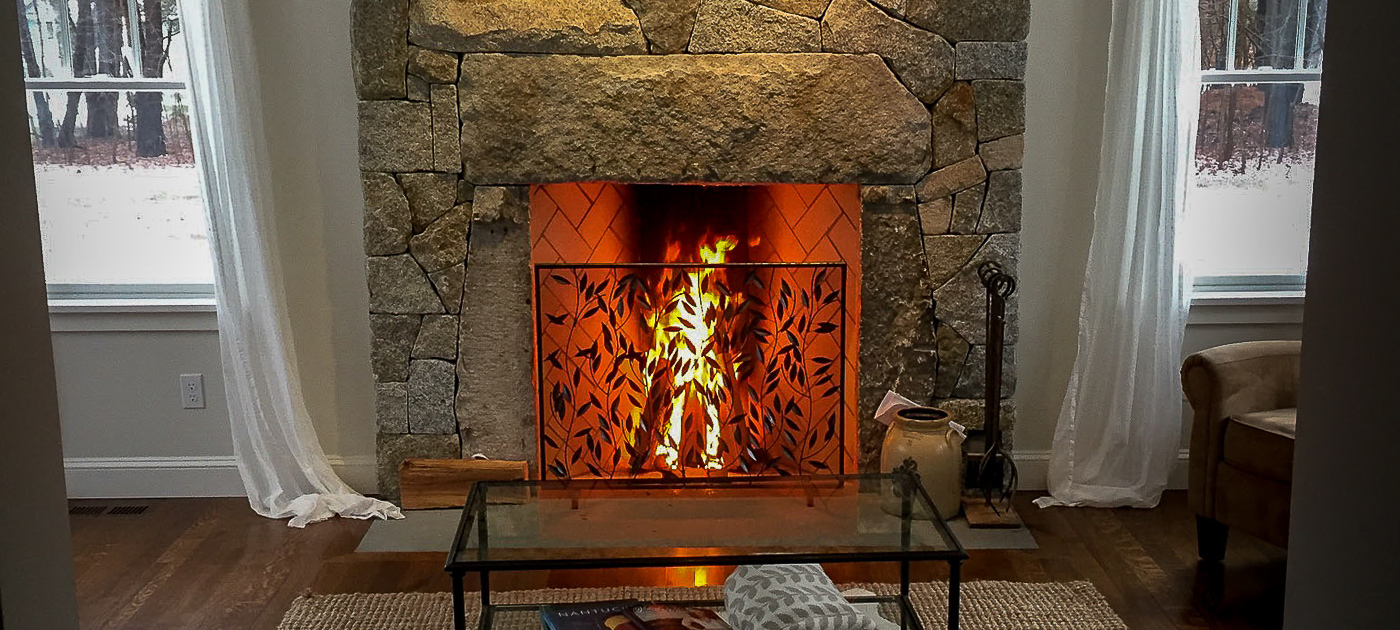 warm rumford fireplace