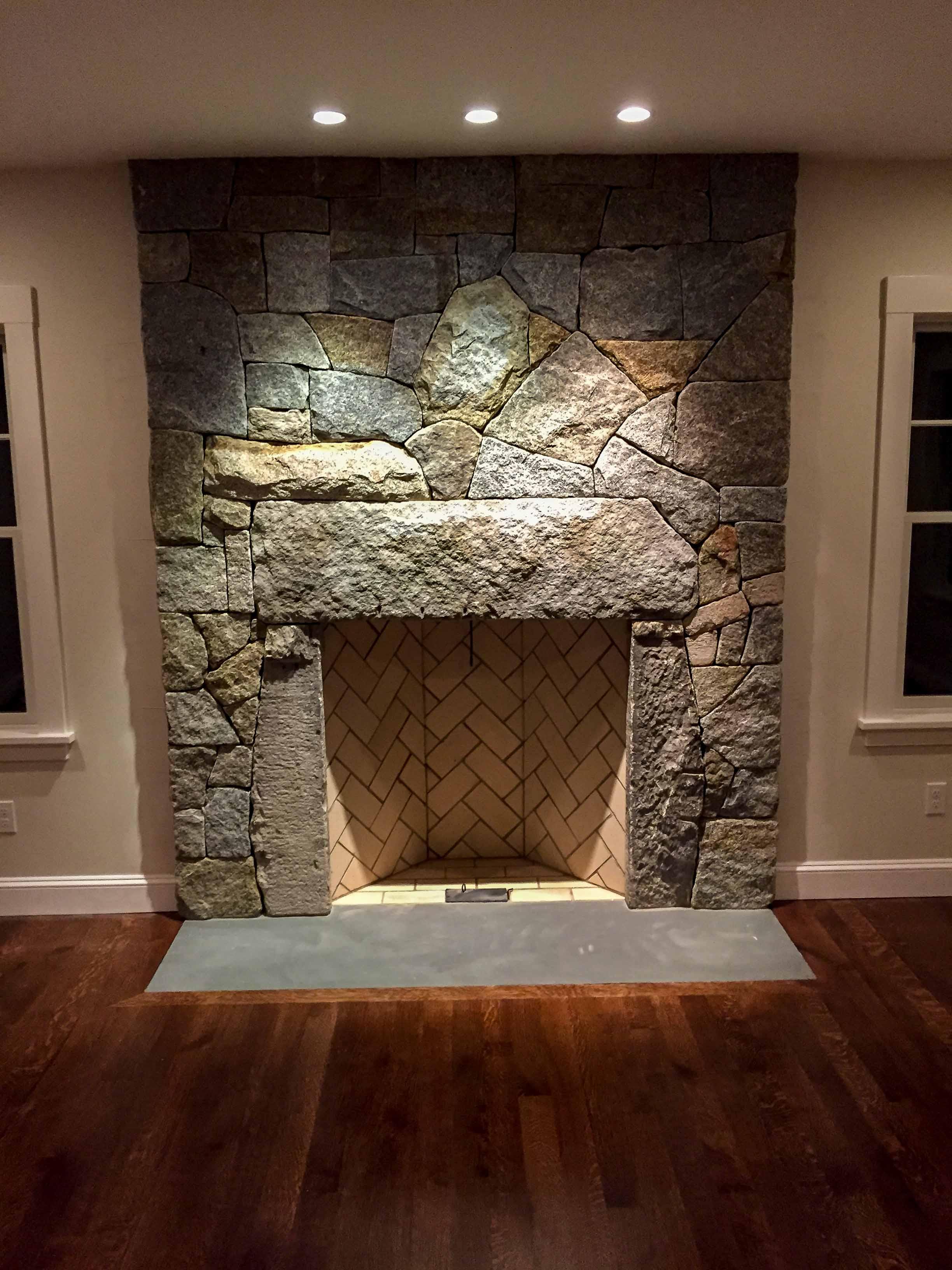 Thin Stone Veneer Installations In Massachusetts