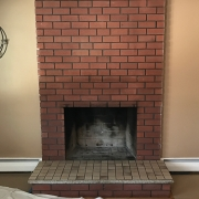 red-brick-fireplace