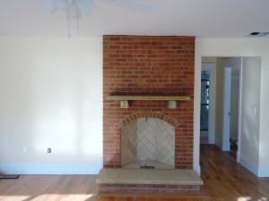 Custom Massachusetts Fireplace