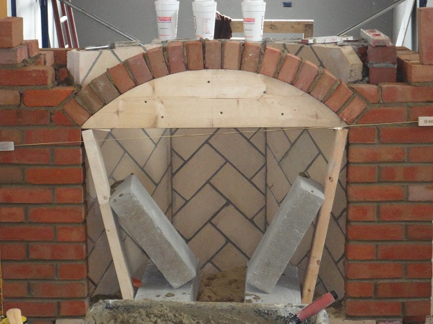 Rumford Fireplaces have a long rich history of providing reliable heat on cold winter days. We will show you how they are built!