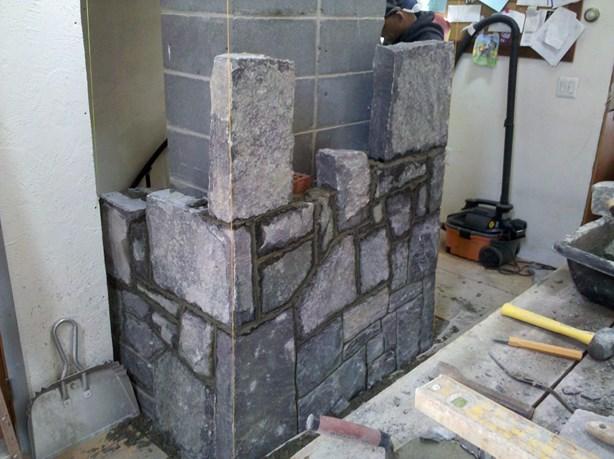 Massachusetts custom stone masonry