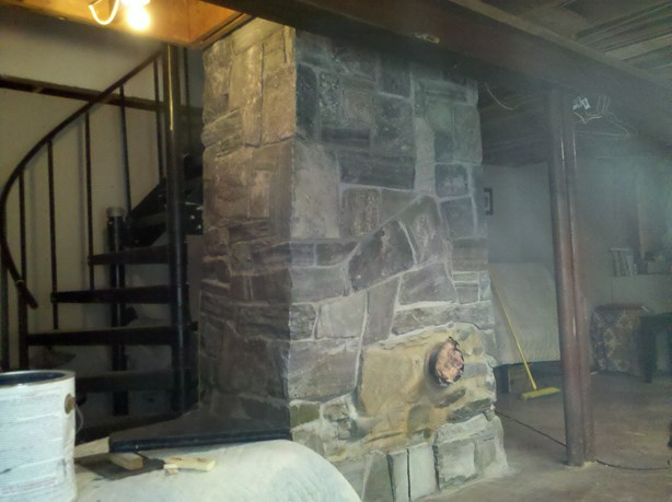 stone chimney shirley ma