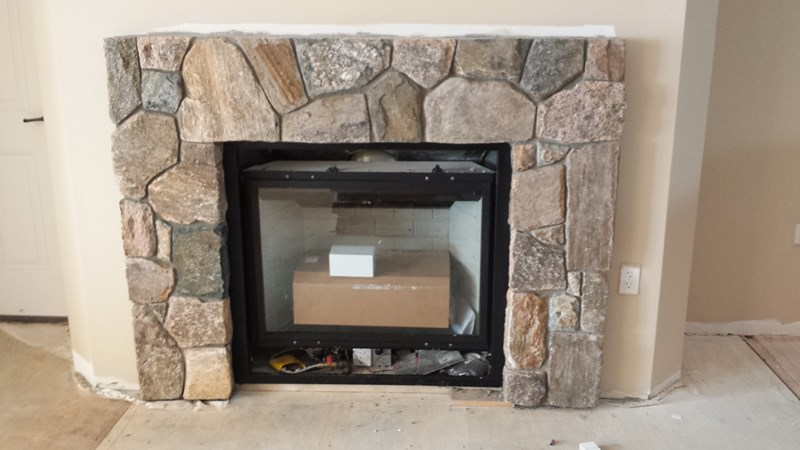 how to build a masonry fireplace and chimney