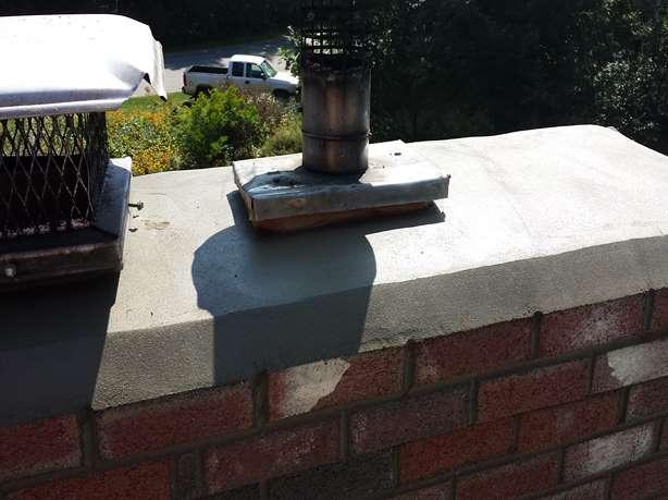 Nice chimney cap