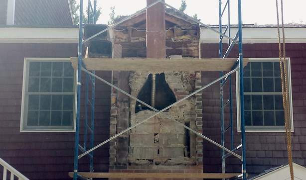 massachusetts chimney repairs
