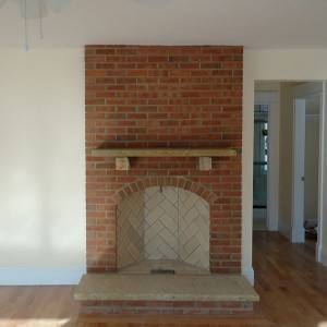 Rumford Fireplace Construction