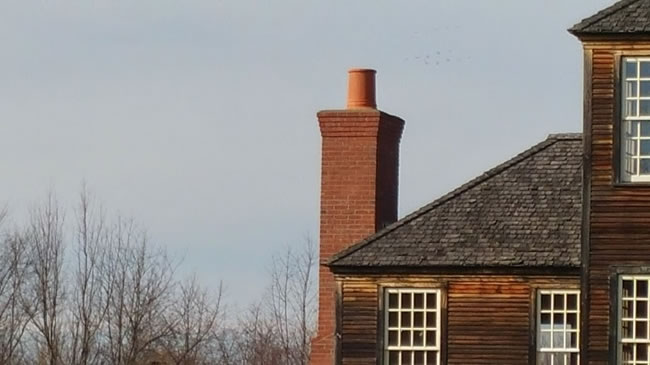 Brick Chimney and Fireplace Contractor in Lancaster, MA.