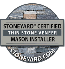 JB Mohler Masonry Is A StoneYard Certified Mason Installer