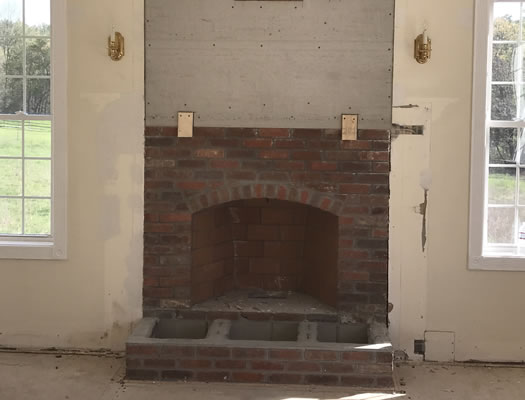 Massachusetts Mason Jb Mohler Masonry Fireplaces Brick