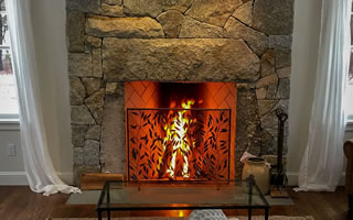 Masonry Fireplace Construction