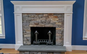 Fireplace and Chimney Restoration