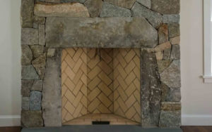 Rumford Fireplace Construction
